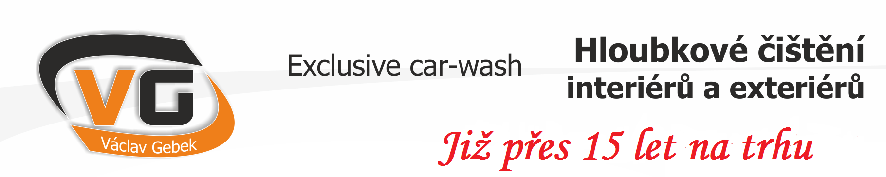 CAR-WASH exclusive