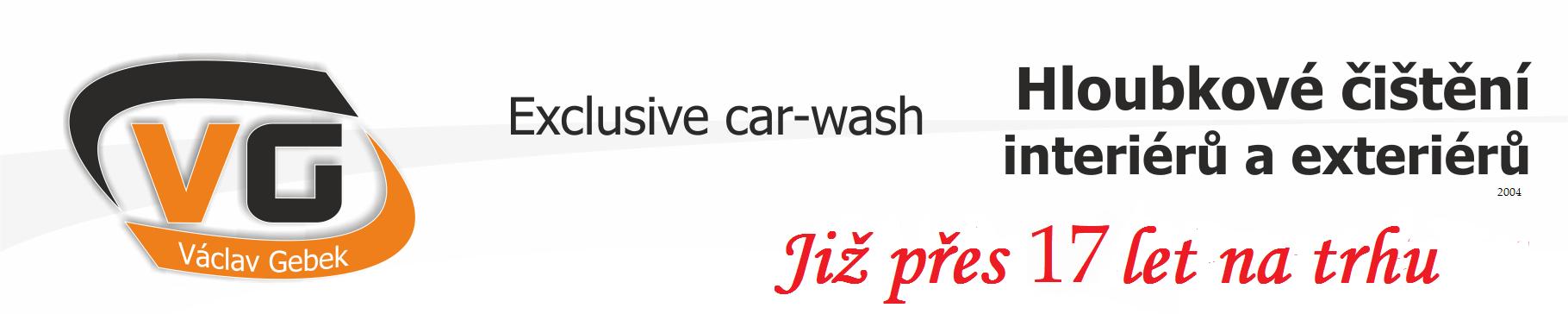 CAR-WASH exclusive